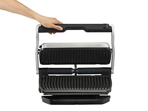 tefal gc722d optigrill plus xl elektrogrill grill. Black Bedroom Furniture Sets. Home Design Ideas
