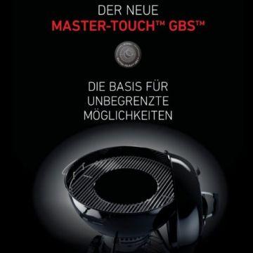 Weber Master-Touch GBS ø 57 cm Kugelgrill - 3