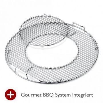 Weber Master-Touch GBS ø 57 cm Kugelgrill - 6