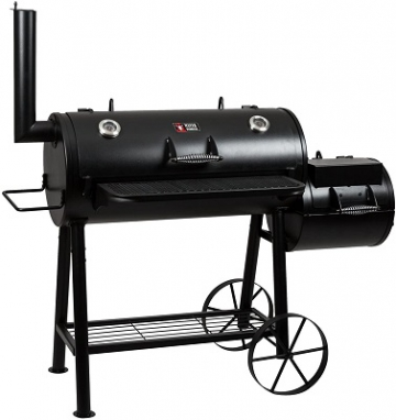 Mayer Barbecue RAUCHA MS-500 Master