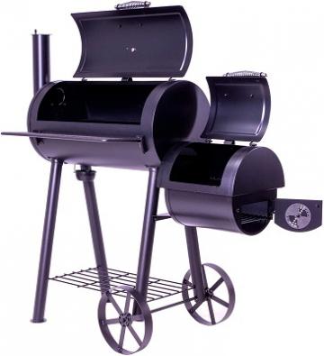 Nexos BBQ Grill Smoker Grillwagen