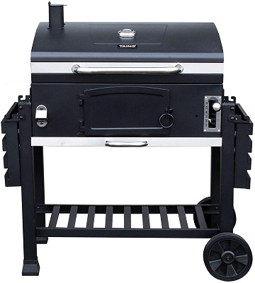 TAINO Hero XXL BBQ Smoker Grillwagen